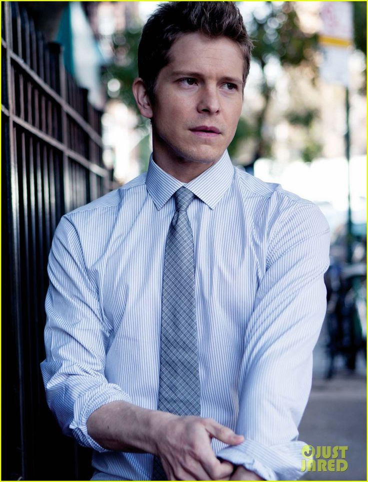 matt czuchry, he is the best looking in his suit!!!!!