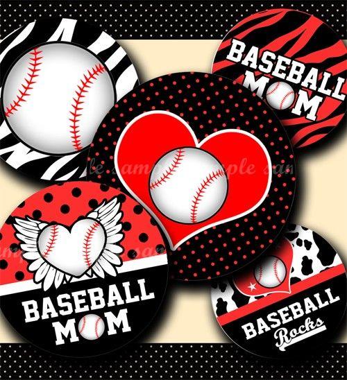 I'm a baseball mom!