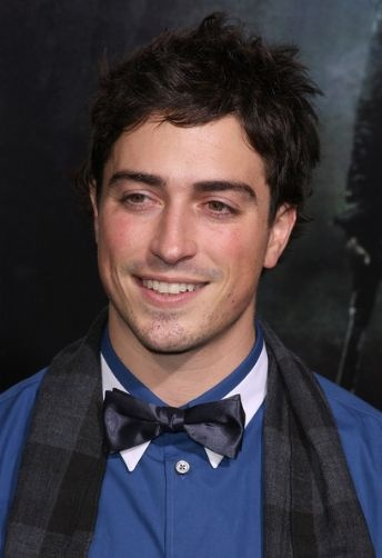 Ben Feldman, he's on my new favorite show I just started watching called Drop Dead Diva, I think he's adorable.