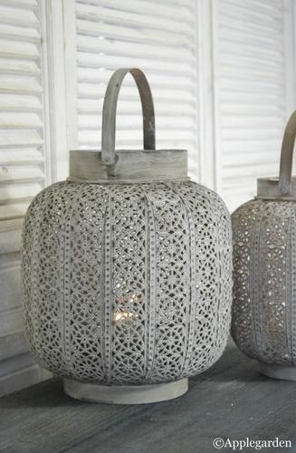 Brocante lantaarn -