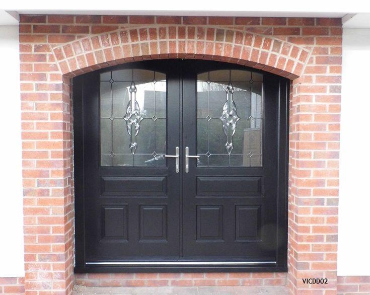 45 best Victorian Georgian Edwardian Front Doors images on Pinterest