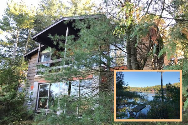 361.17A Drive to Cottage on Georgian Bay! EXCLUSIVELY LISTED!  With 3 Bdrms, 1 Bathroom and just under an acre lot this is a great way to get on the Georgian Bay.  Property has 120' shoreline with dock, sandy beach, walkway to water and beautiful views. Cottage itself has large windows on upper and lower level, covered porch and level back yard for many outdoor activities. Only 5 minutes Parry Sound! Don't miss out on the opportunity to be on sought after Georgian Bay. $599,000