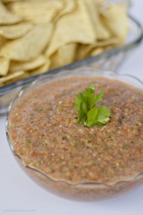Blender Salsa