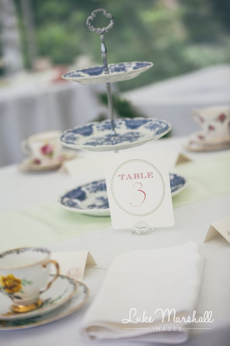 A High Tea wedding catered offsite in Prebbleton