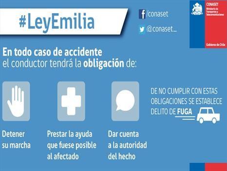 Ley Emilia: Todo lo que debes saber. Entra en vigencia en Fiestas Patrias - Autocosmos.com