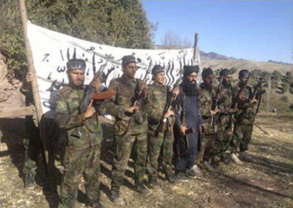 Tehrik-i-Taliban Pakistan (TTP), photos of Peshawar attacker