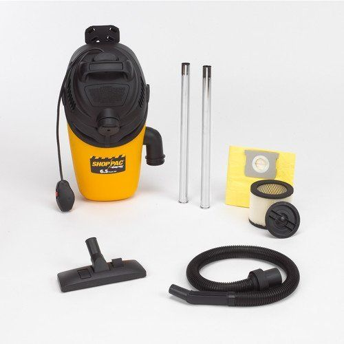 Shop-Vac 2860010 6.5-Peak HP Industrial BackPack Vacuum #carscampus