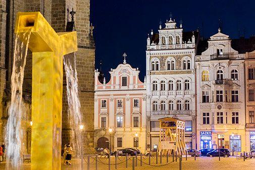 Plzeň, evropské město kultury 2015