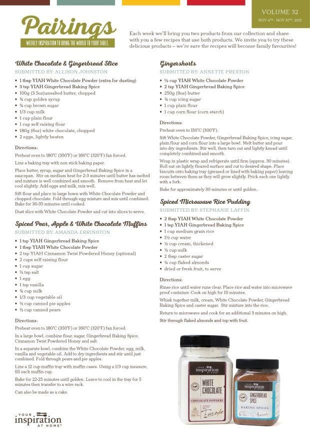 YIAH Pairing wk 32_recipe 1