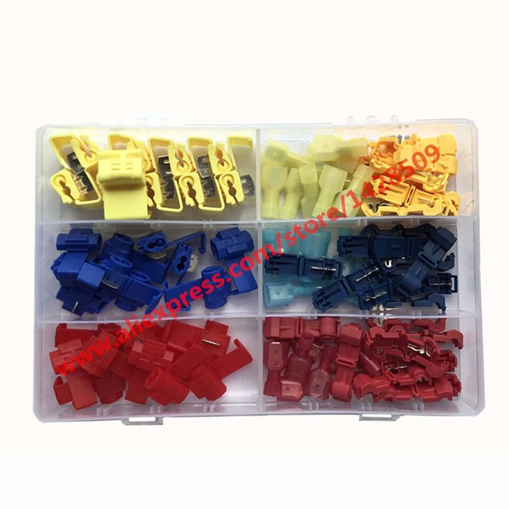 Multi-packed Wire Cable Connectors Terminals Crimp Scotch Lock Quick Splice Electrical T Style Connection Terminal    Compare Best Price for multi-packed Wire Cable Connectors Terminals Crimp Scotch Lock Quick Splice Electrical T style connection terminal product. Here we will give you the best deals of finest and low cost which integrated super save shipping for multi-packed Wire Cable Connectors Terminals Crimp Scotch Lock Quick Splice Electrical T style connection terminal or any product…
