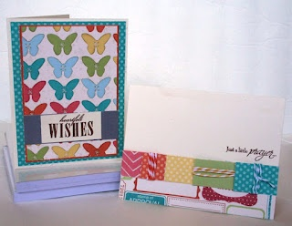 Variety of card ideas using CTMH's Dotty For You collection