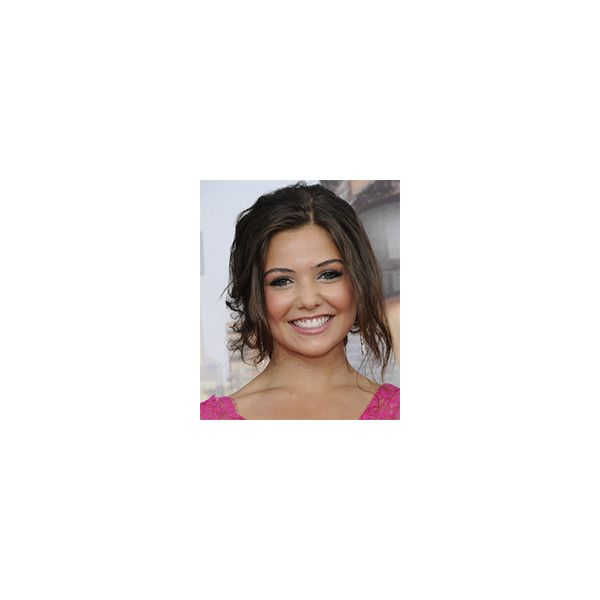Danielle campbell Hairstyle ❤ liked on Polyvore featuring danielle campbell and hair