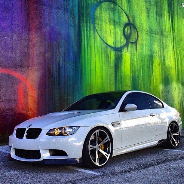 Clean BMW E92 M3