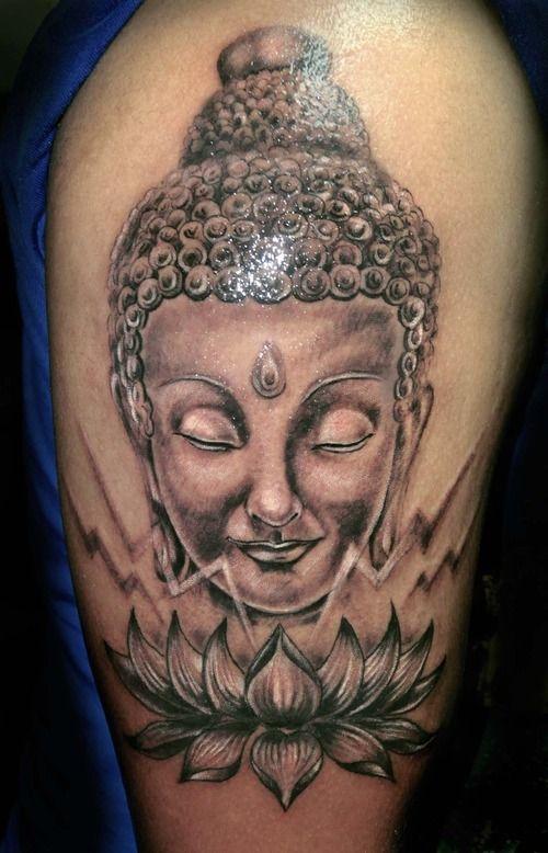 Buddha Lotus Tattoo Picture | Fresh 2017 Tattoos Ideas