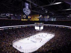 "TD Garden Boston Bruins Adhesive Wall Graphic (24""x36"")"