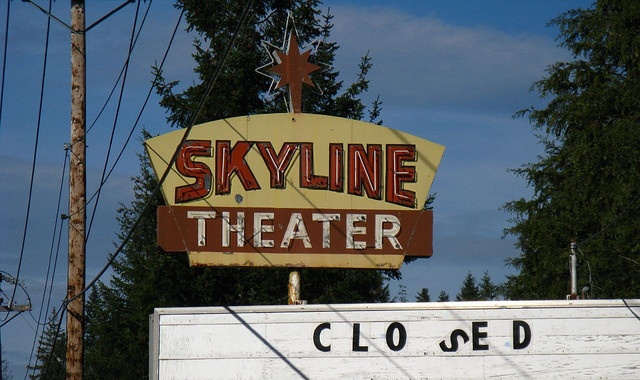 Will digital kill the drive-in? Local theaters on the verge of extinction: http://mynorthwest.com/874/2243495/Will-Digital-Kill-the-DriveIn-Local-Theaters-on-the-Verge-of-Extinction