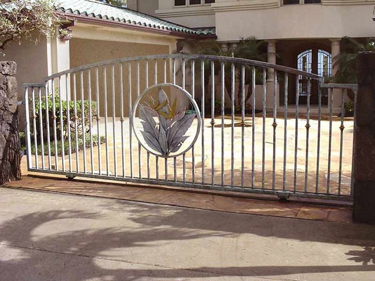 17 best images about driveway gates on pinterest entry for Driveway gates online