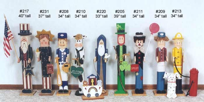 J & J Wood Crafts - Free Patterns - Woodcraft Patterns and Woodworking Patterns