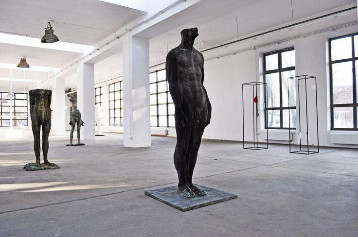 Tomasz Górnicki Rzeźba 'looking For' | Sculpture Gallery