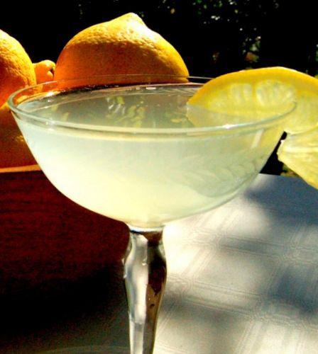 Classic Lemon Drop Martini