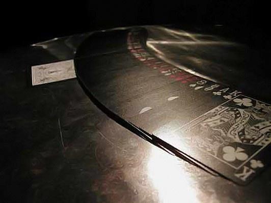 Black Tiger Invisible Deck ~Ellusionist $16.50 http://www.ellusionist ...