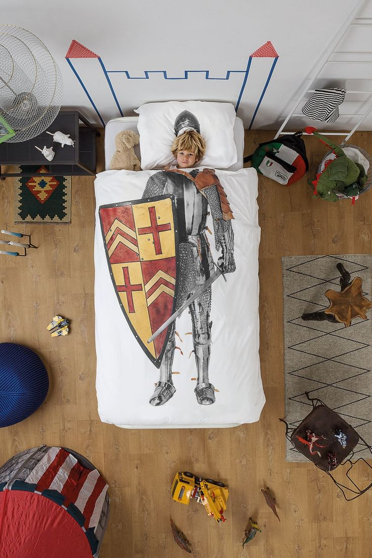 Knight bedding - Snurk Beddengoed