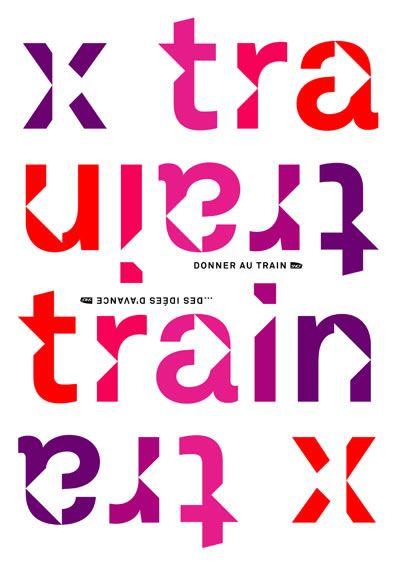 Vivo in Typo, exposition de travaux développés depuis une vingtaine d'année par le graphiste Philippe Appeloig