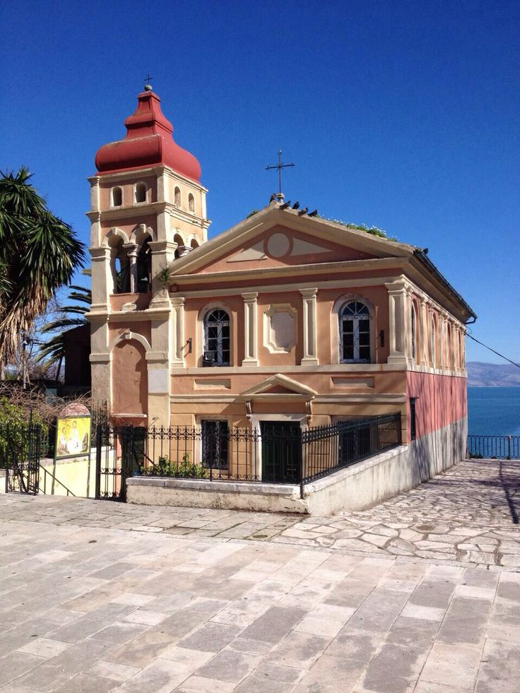 Church of Panagia Mandrakina - Together we can design your next authentic, memorable, Greek holiday! bluetravels.co.uk