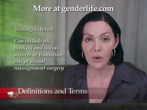 Coming Out 05 - Transsexual Definitions & Terms - YouTube