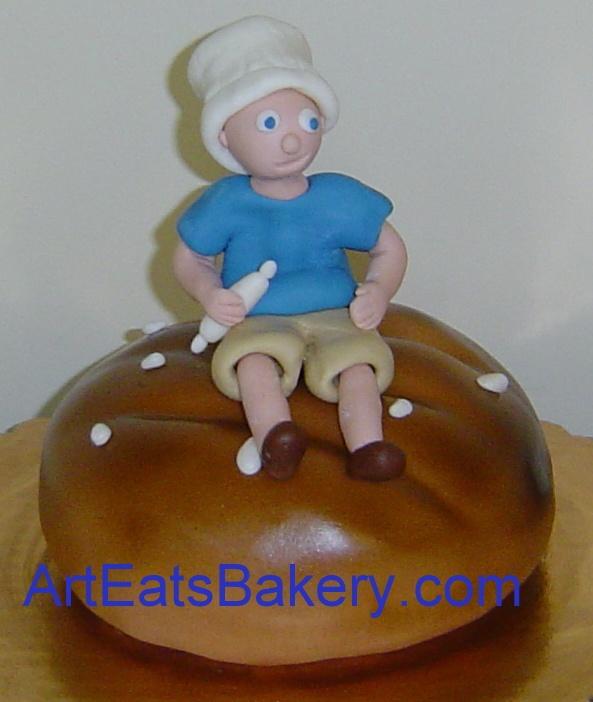 Bread Top Cakes Birthday Cakes
