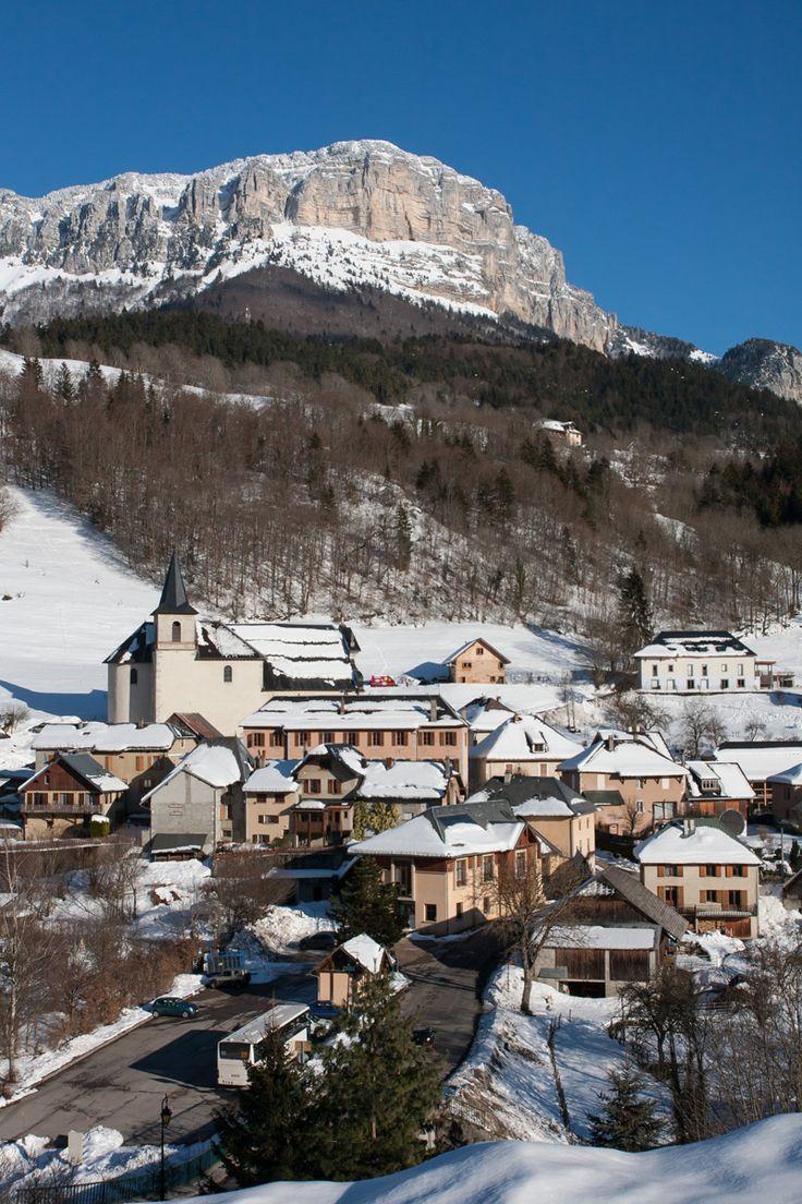Entremont le Vieux : le ski à 30 minutes de Chambery | Photoblog d'Aurélien Antoine