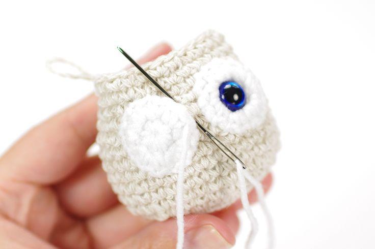 Mejores 10 imágenes de coruja de croche en Pinterest | Búhos de ...