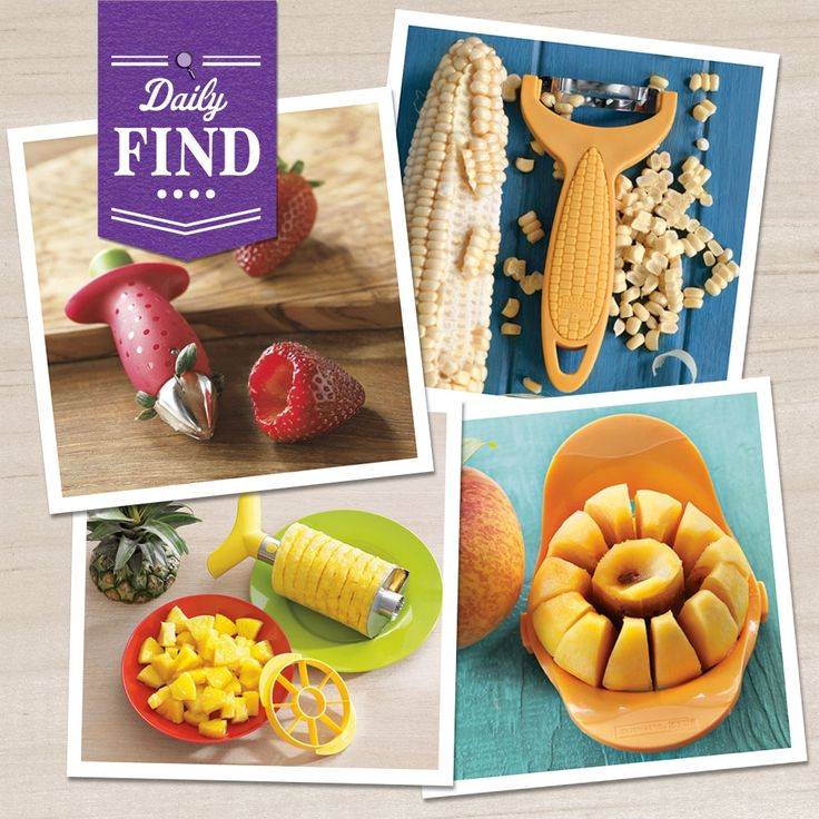 SUPER COOL TOOLS!!Vibrant Kitchen Gadgets - Daily Find  made by Kitchen Wonders.