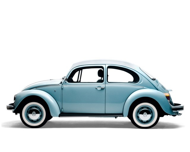 Currently driving my 14th bug, but now it's a new beetle
