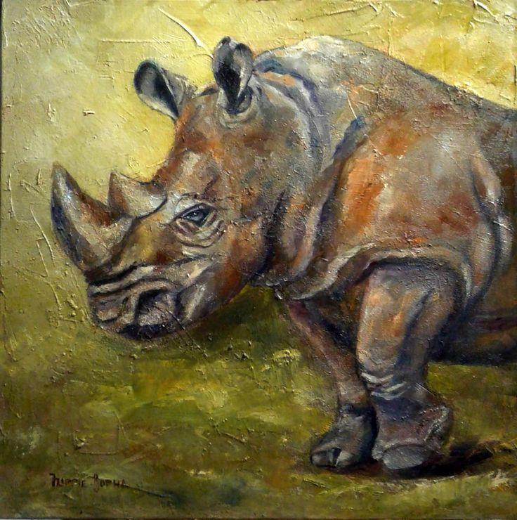 Rhino - Flippie Botha