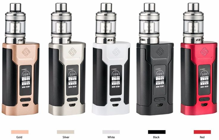 The WISMEC PREDATOR 228 is a high-powered Mod Kit with a max. output of 228W! It features upgradeable firmware and serves as a PowerBank for other devices! Teamed with the ELABO 4.6ml tank, it makes a great kit for demanding users!