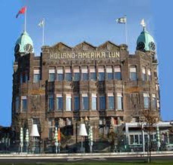 Hotel New York in Rotterdam, Zuid-Holland