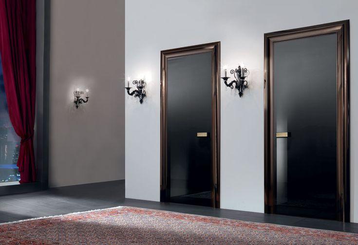 Black Swinging Door : Best longhi doors collection images on pinterest