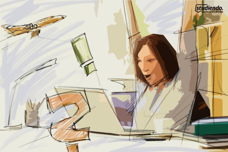 Das Semester neigt sich dem Ende zu und die ersten Prüfungen müssen geschrieben werden. Wie überstehst du die Pruefungszeit? :)