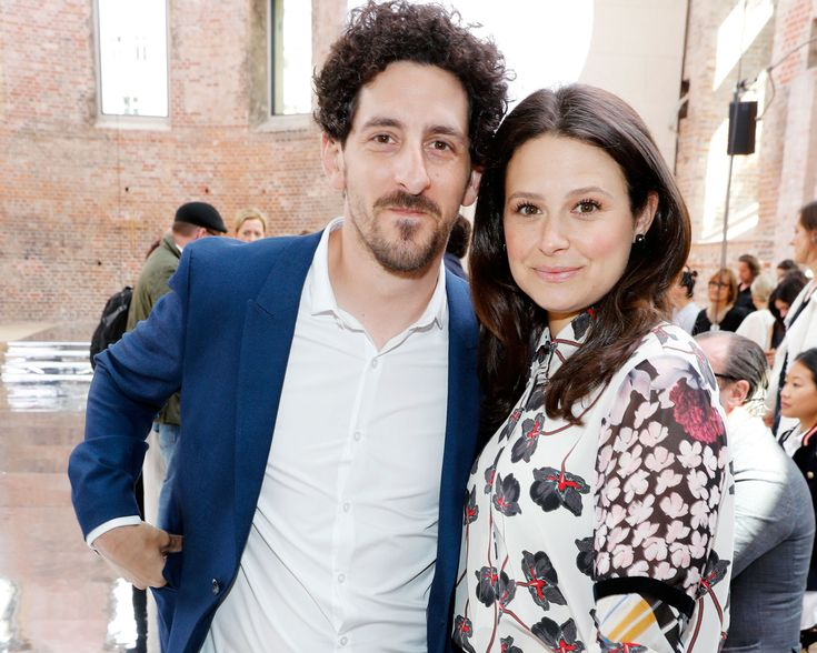 Scandal actress Katie Lowes is coming up on her fifth year of marriage with husband Adam Shapiro, and she is still glowing after her camp-themed wedding from 2012.