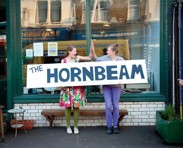The Hornbeam Café | 10 Inspirational Community Cafes In London