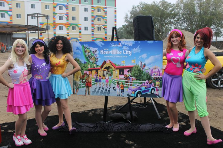 LEGO Friends at LEGOLAND Florida