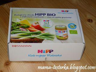 mama-testerka: Kolejna paczka od HiPP...