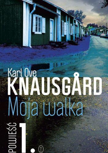 Moja walka — precyzyjna, wciągająca  i bardzo mocna.  Autobiograficzna powieść, w której rzeczywistość przeraża bardziej niż najmroczniejsze skandynawskie kryminały. Literackie przedsięwzięcie na ska...