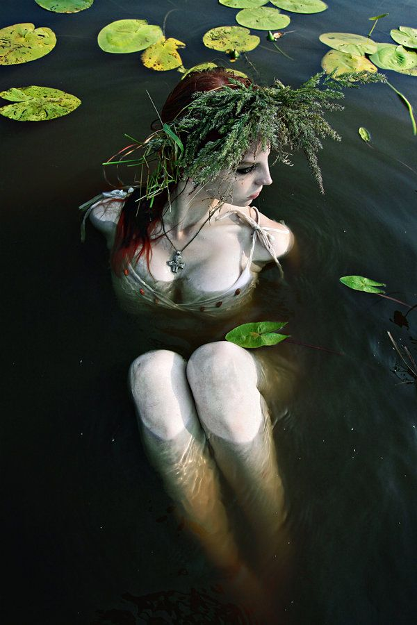 water nymph II  by ~Mar1aHase