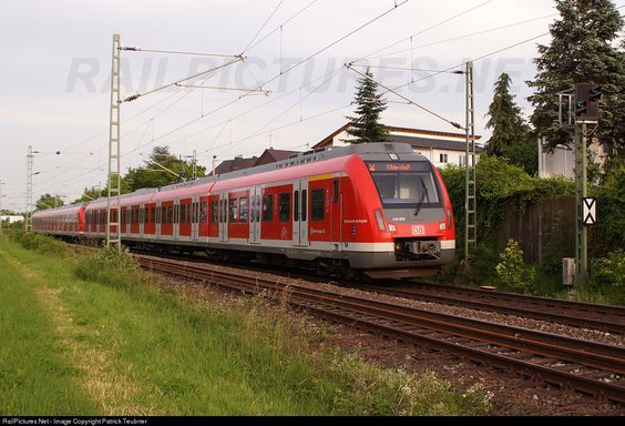 Photo 430 0026 Deutsche Bahn AG BR 430