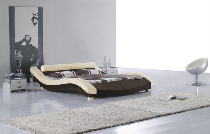 Giường ngủ mang phong cách Châu Âu với sự quyến rũ và hiện đại