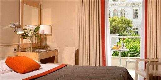 59 € -- Athen: 4*-Hotel in Laufweite zur Akropolis