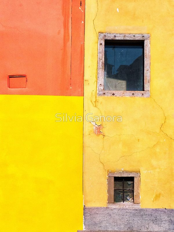 The rectangles by Silvia Ganora - #prints #architecture #abstract #walls