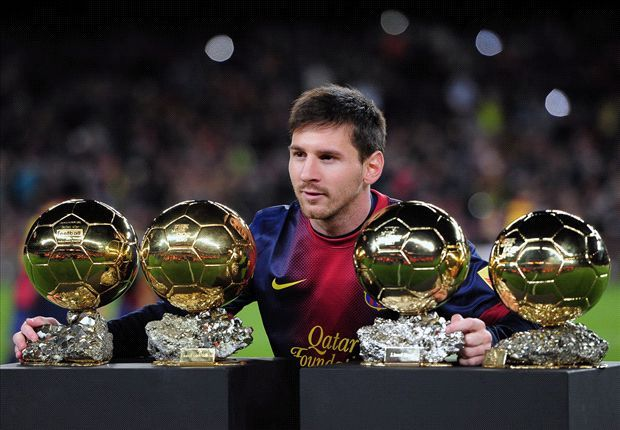 I hope Messi wins the Ballon d'Or,says Inter and Argentina legend Javier Zanetti